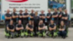 Teamfoto Ackermann Transporte AG, 2019_Z