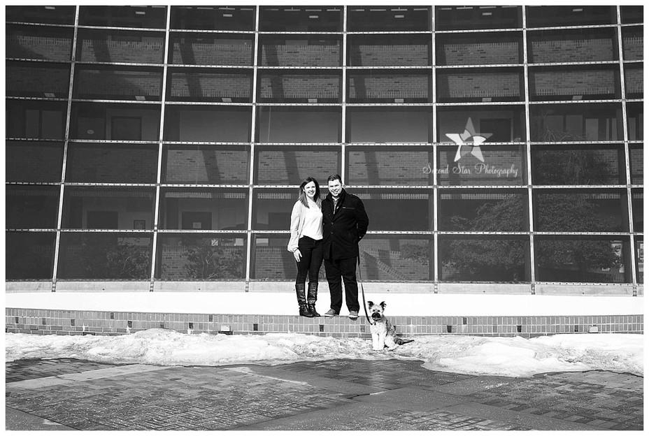Alberta Engagement Photographer | Kaitlin + Liam
