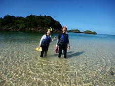 西表島のカヤック、カヌーツアー体験。1日、サガリバナツアーあり・