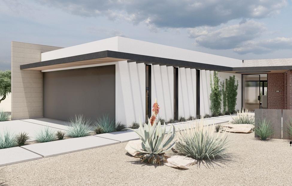 Bachelor Residence - Garage