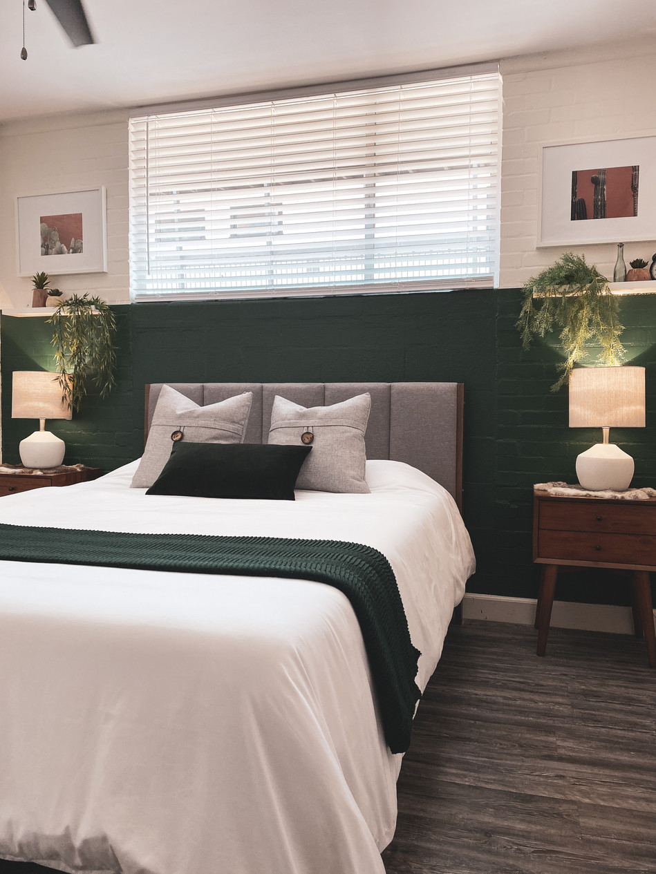 BWPDesign - Bungalow Bedroom