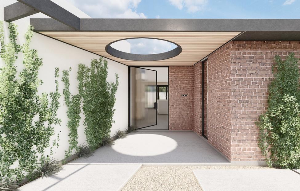 Bachelor Residence - Entry