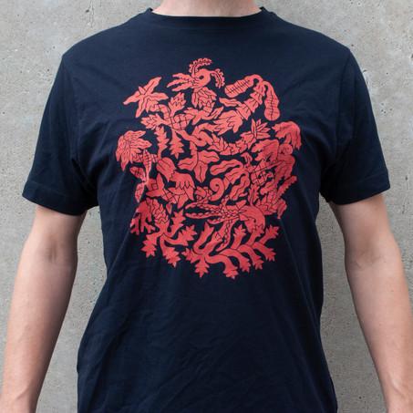 T-shirt Flora