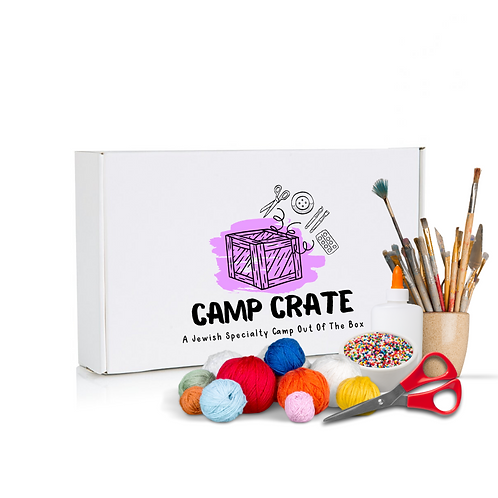 Camp Crate Box #1