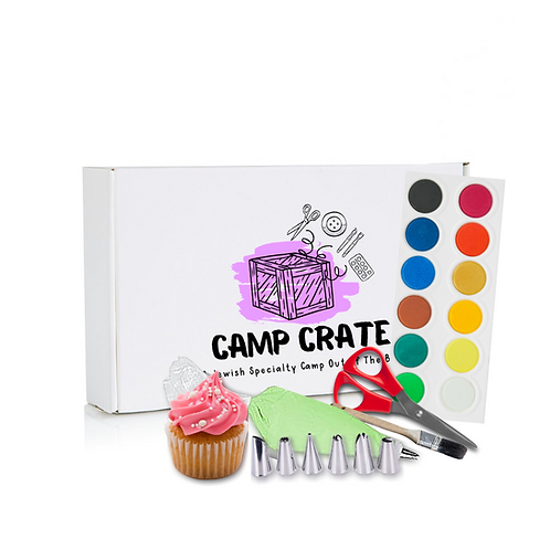 Camp Crate Box #3
