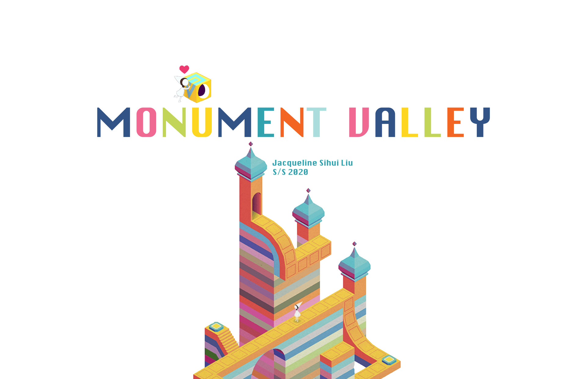 Monument Valley S/S 2020