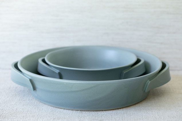 Roasting Dish Set (Available Separately) - Robyn's Egg Blue