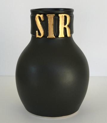 SIR Vase