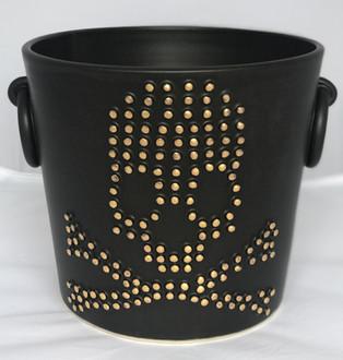 Skull & Crossbones Ice Bucket