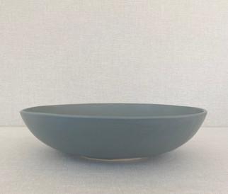 "15"" Centerpiece Bowl - Hydrangea"