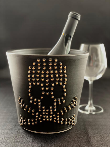 Skull & Crossbones Ice Bucket