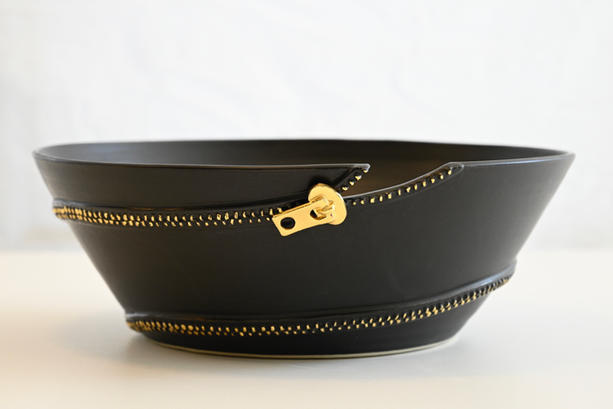 XL Zipper Bowl