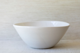 "12"" Serving Bowl - Gloss White"