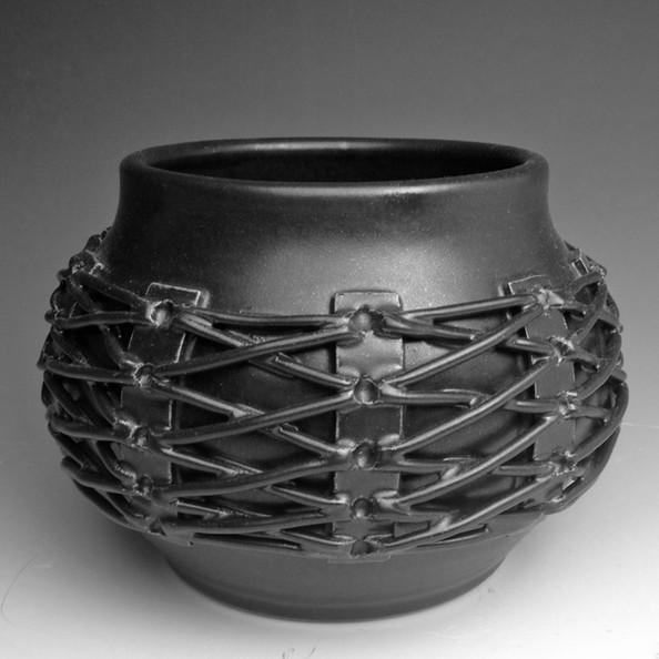 Corsett Gourd Vase