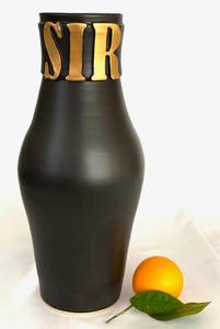 XL SIR Vase