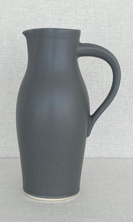 """12"""" Pitcher - Charcoal"""