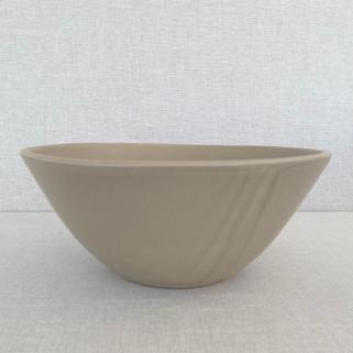 """12"""" Serving Bowl - Sand"""