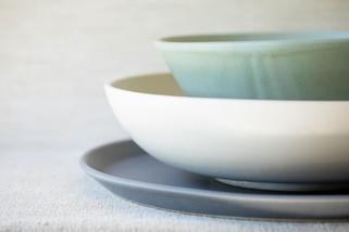 Bowls & Platter