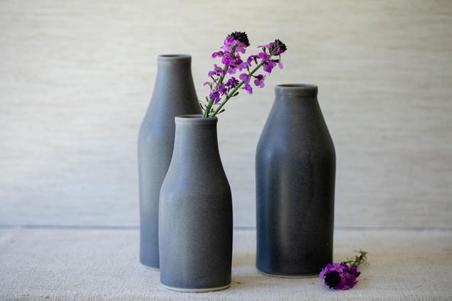 Bottles - Charcoal