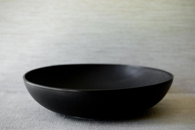 """15"""" Centerpiece Bowl - Black"""