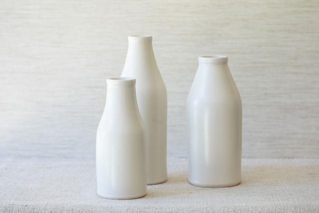 Bottles - Cream