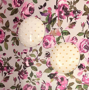 """Assorted 12"""" Spiked Wall Tiles"""