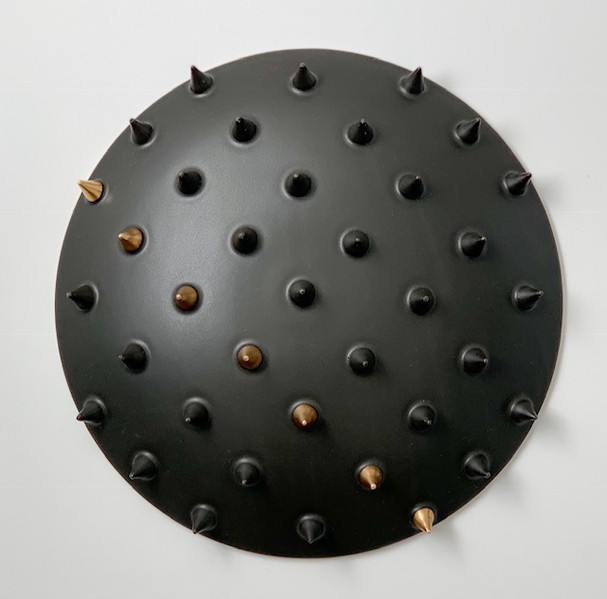 """12"""" Spiked Wall Tile"""