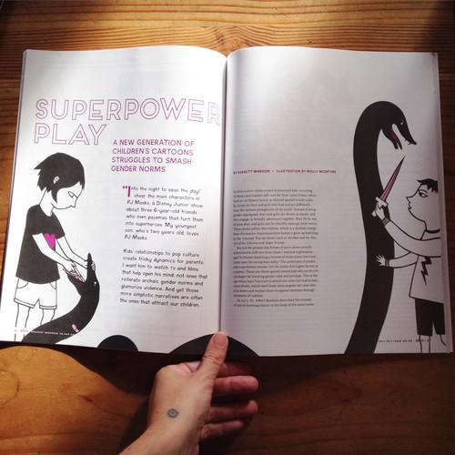 Molly McIntyre Bitch Magazine