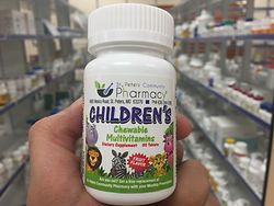 Free Children's Multivitamin Program