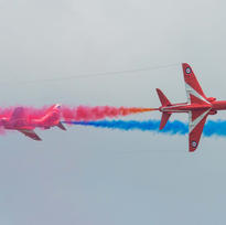 RED ARROWS PRINT FROM NZD $40