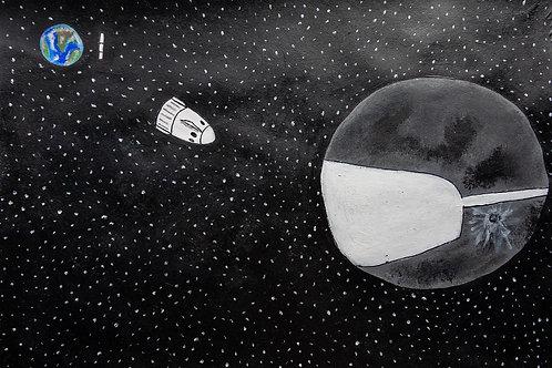 Covid Moon