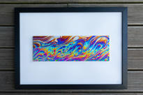 BUBBLE ART_2 FRAME FROM NZD $90