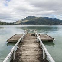 NEW ZEALAND PIER PRINT FROM NZD $40