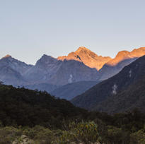 MOUNTAIN SUNSET PRINT FROM NZD $40