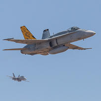 F-18 HORNETS PRINT FROM NZD $40