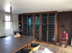 cave à vin sur mesure particulier Paris