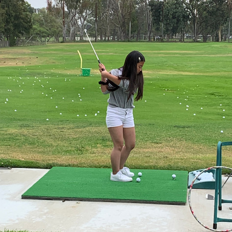 golf at mile square park