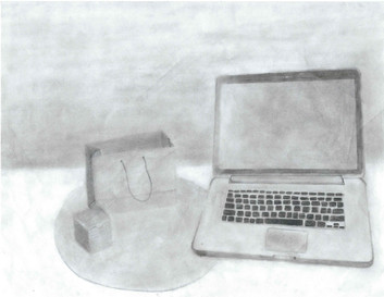 Desk Scene