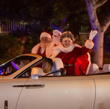 Mrs. & Mrs. Clause