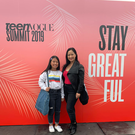 stay great ful!