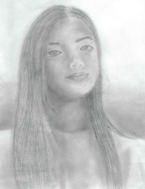 Lana's Self Portrait