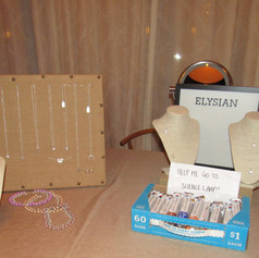 elysian jewelry at 2019 trunk show