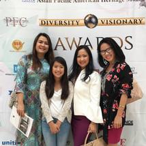 diversity visionary awards