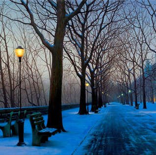 A Cold Winters Night