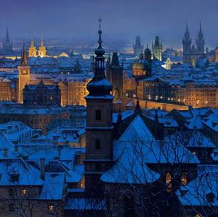 An Eveningin Prague