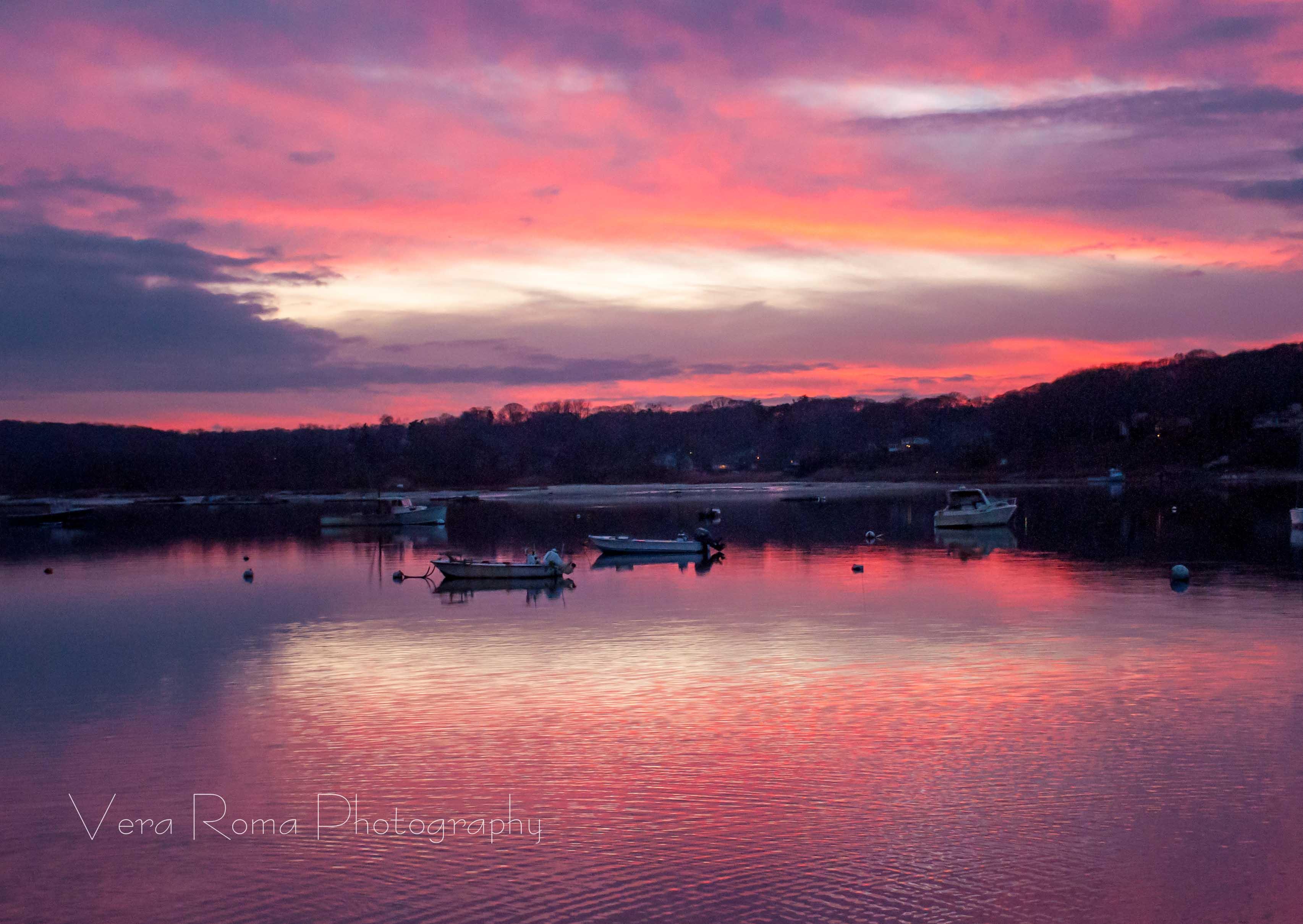 Northport-Dec'15 Sunsets & Lights-22