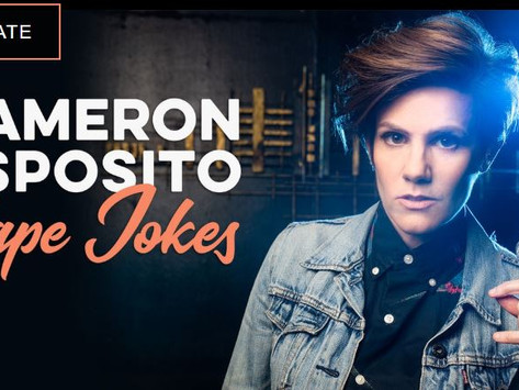 Rape Jokes by Cameron Esposito