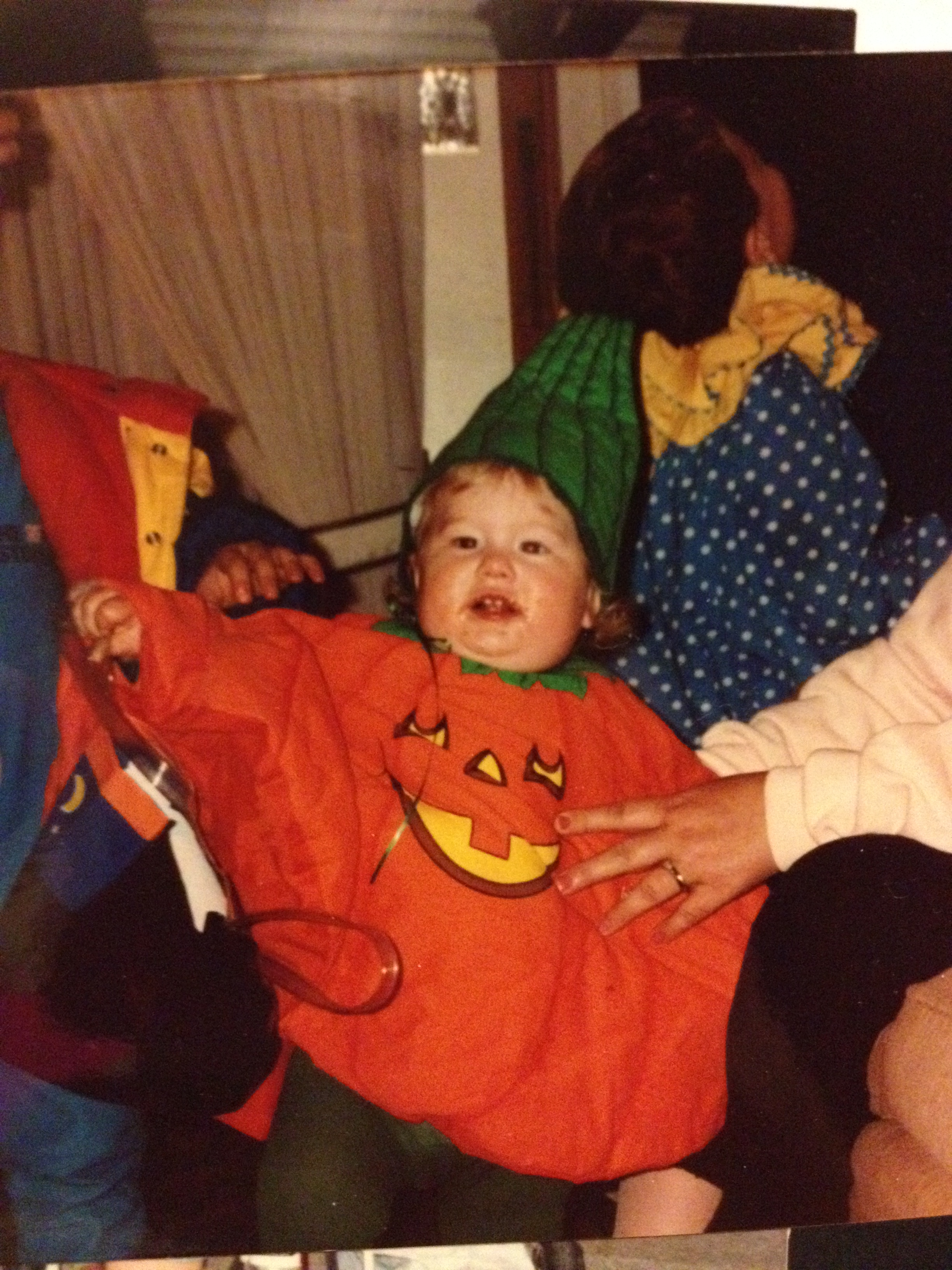 baby steen pumpkin