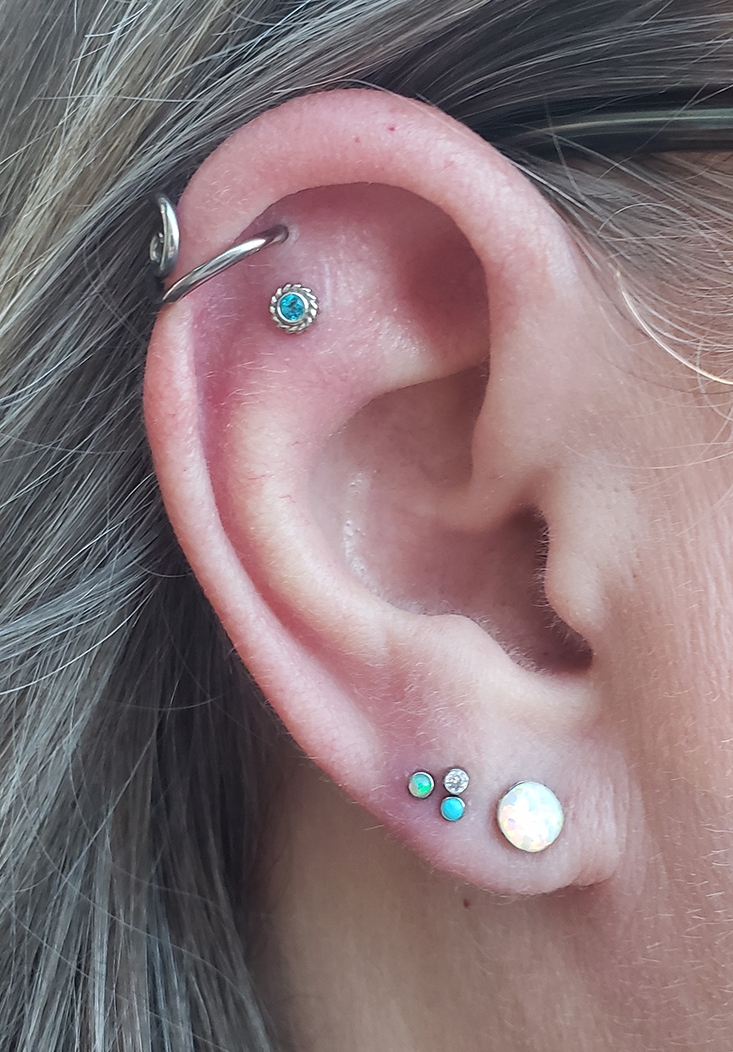 Piercing Services- All Other Ear