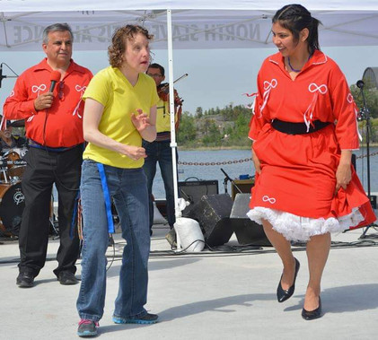 Yellowknife June 21, 2014 - Indigenous Peoples Day